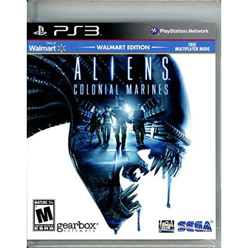 Aliens: Colonial Marines For PlayStation 3 PS3
