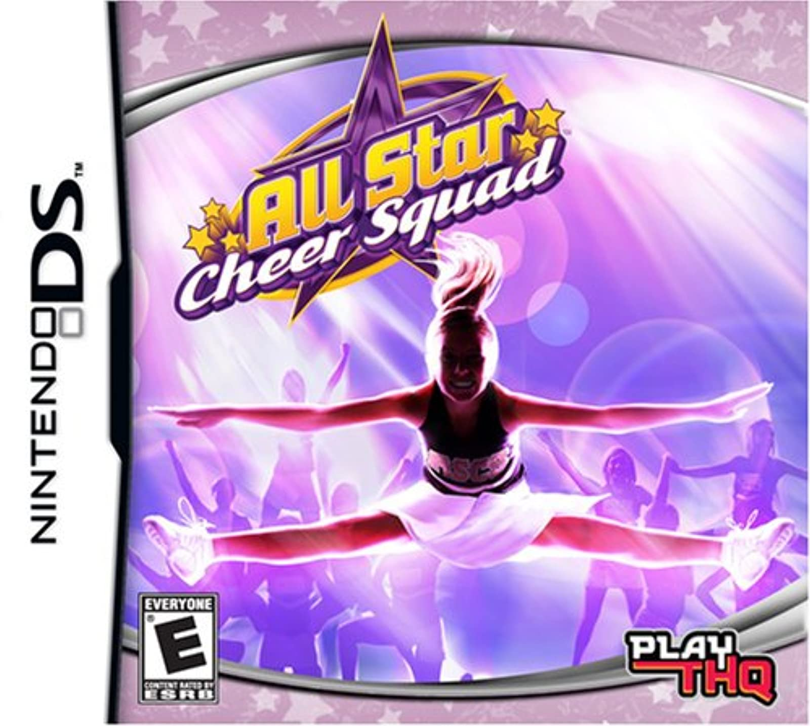 All Star Cheer Squad For Nintendo DS DSi 3DS 2DS