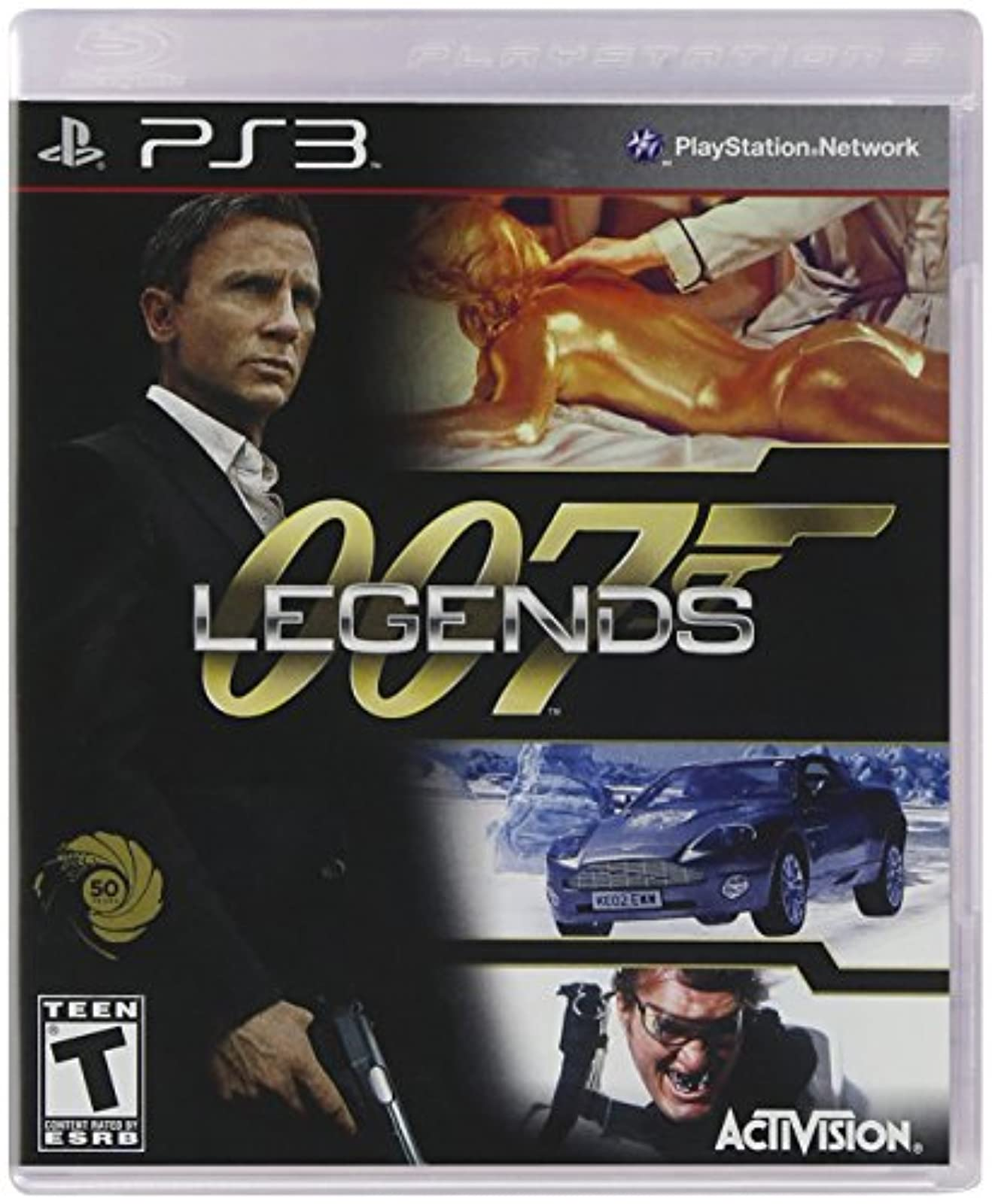 007 Legends For PlayStation 3 PS3 Shooter
