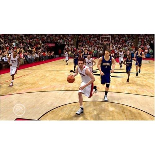 Image 2 of NBA Live 09 For PlayStation 3 PS3 Basketball