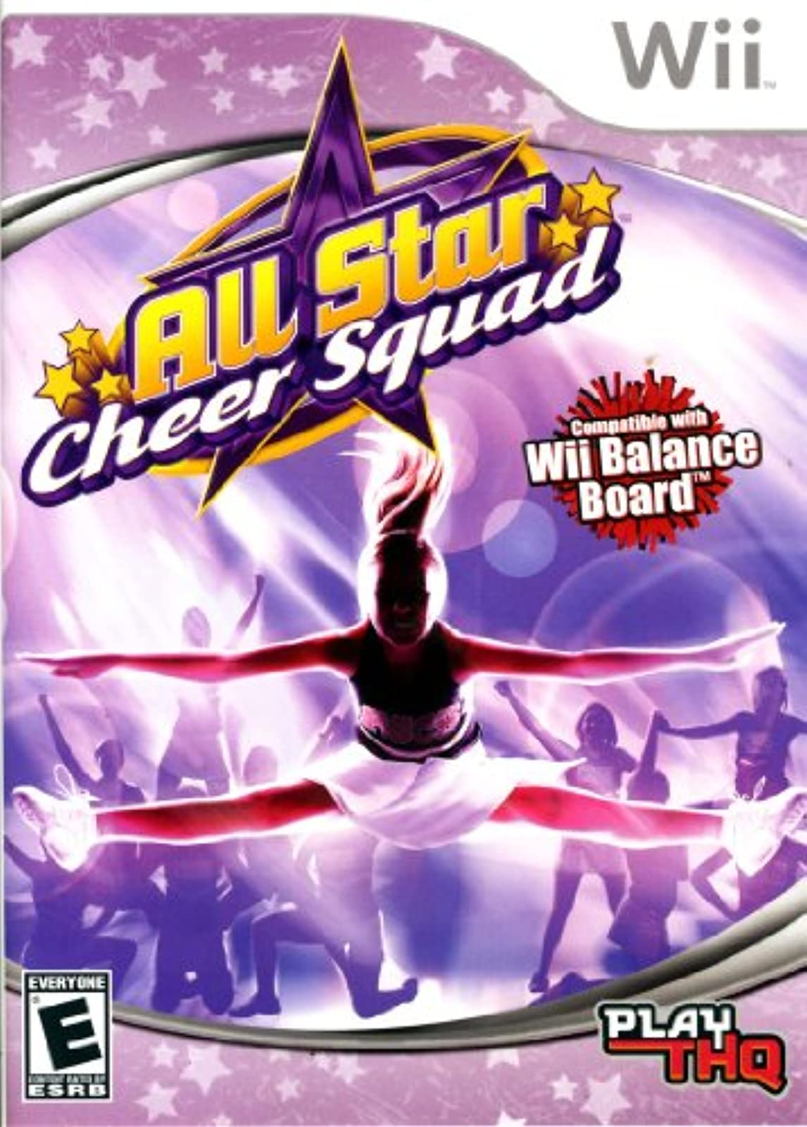 All Star Cheer Squad For Wii And Wii U Music