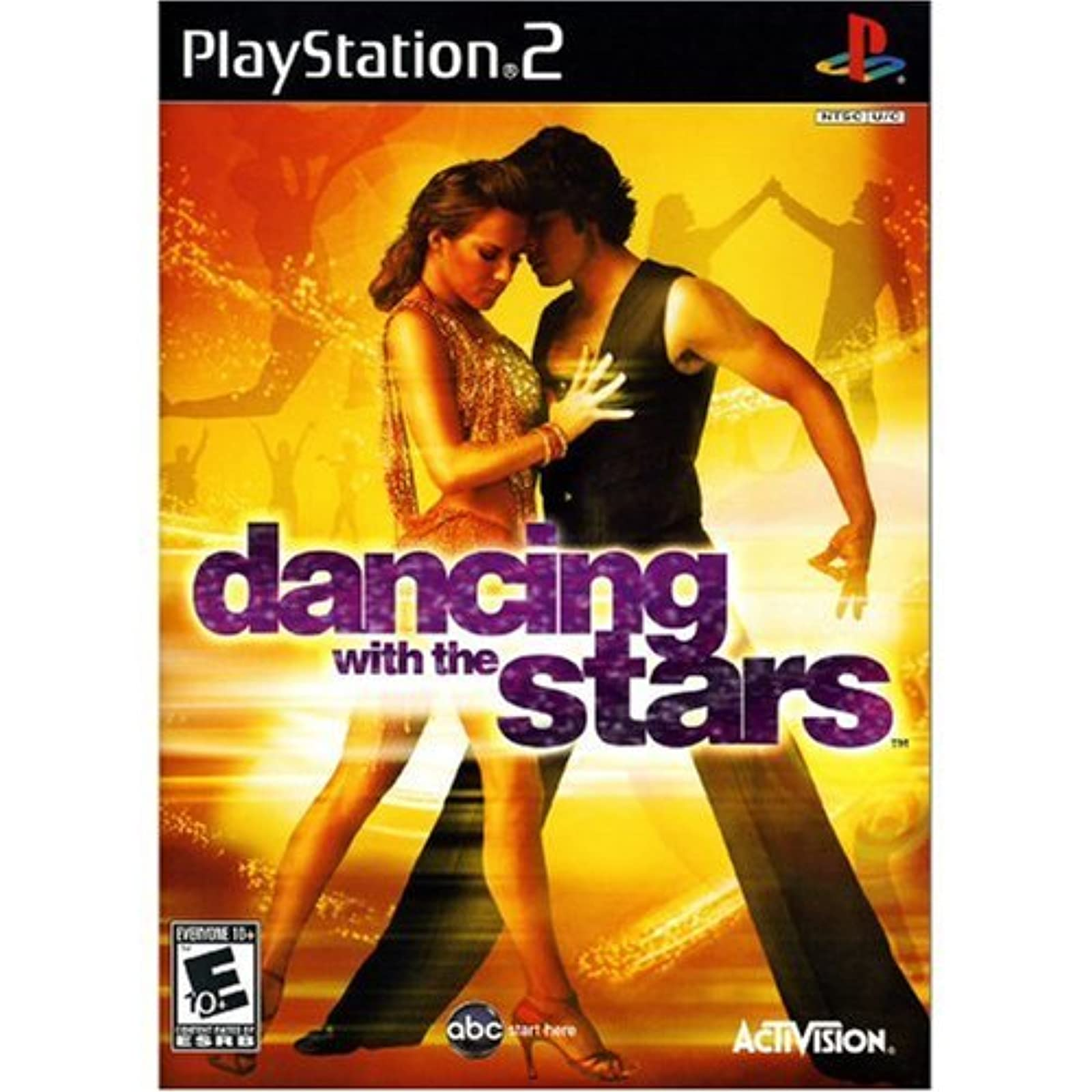 Dancing With The Stars Game For PlayStation 2 PS2 Music