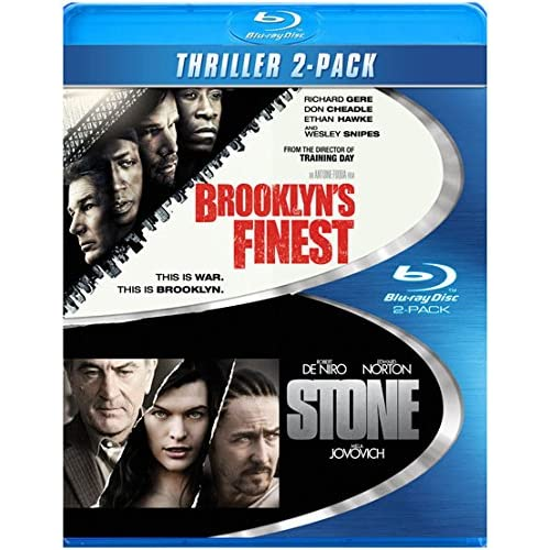 Brooklyn's Finest Blu-Ray On Blu-Ray With Richard Gere