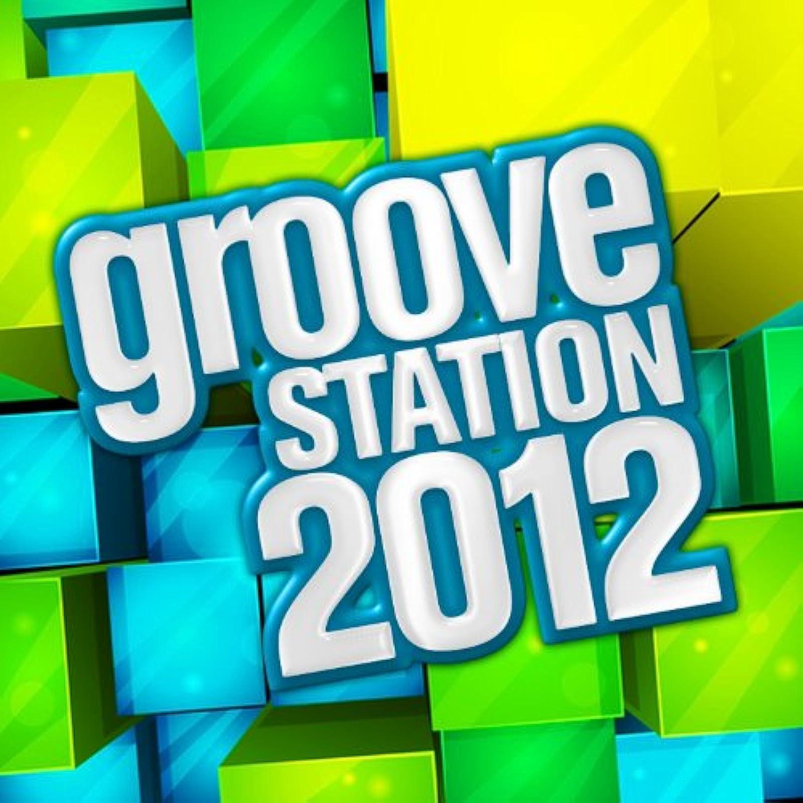 2012 Groove Station On Audio CD Album