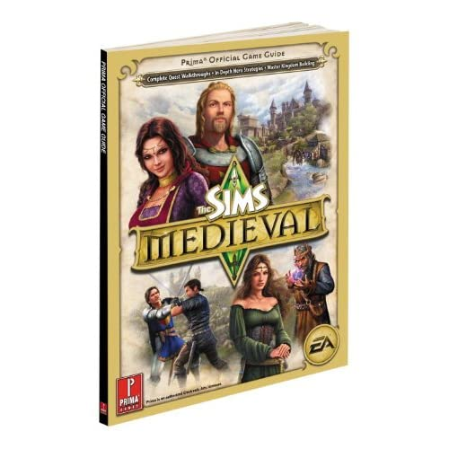 Sims Medieval: Prima Official Game Guide Prima Official Game Guides