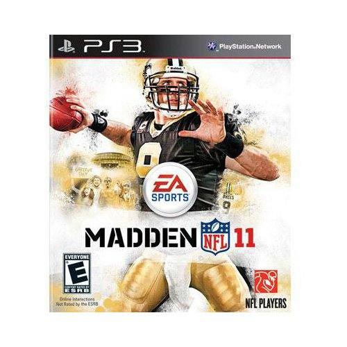 Madden NFL 11 Sports Game For PlayStation 3