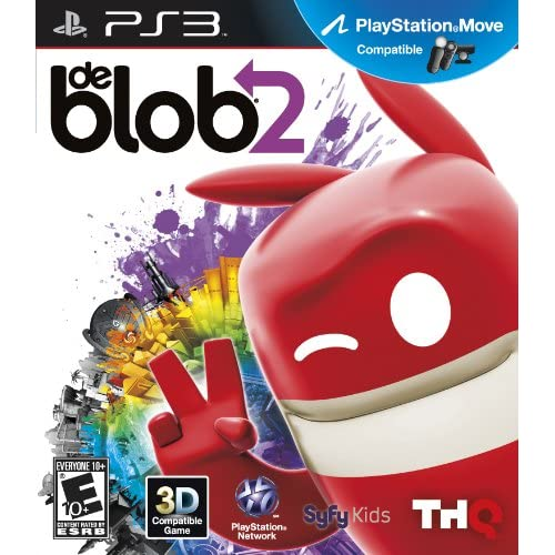 Deblob 2 For PlayStation 3 PS3