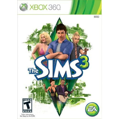 Image 0 of The Sims 3 For Xbox 360