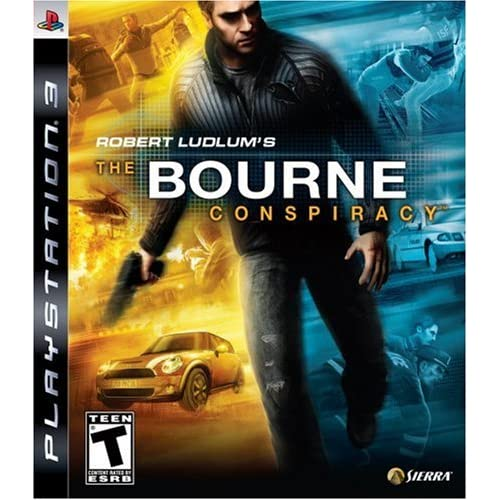 Bourne Conspiracy For PlayStation 3 PS3 Fighting