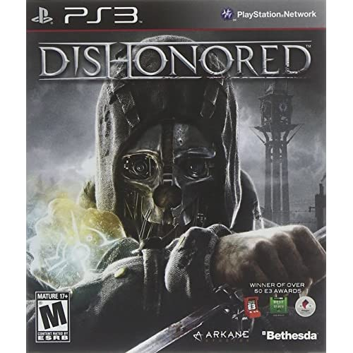 Dishonored Greatest Hits For PlayStation 3  PS3 Shooter