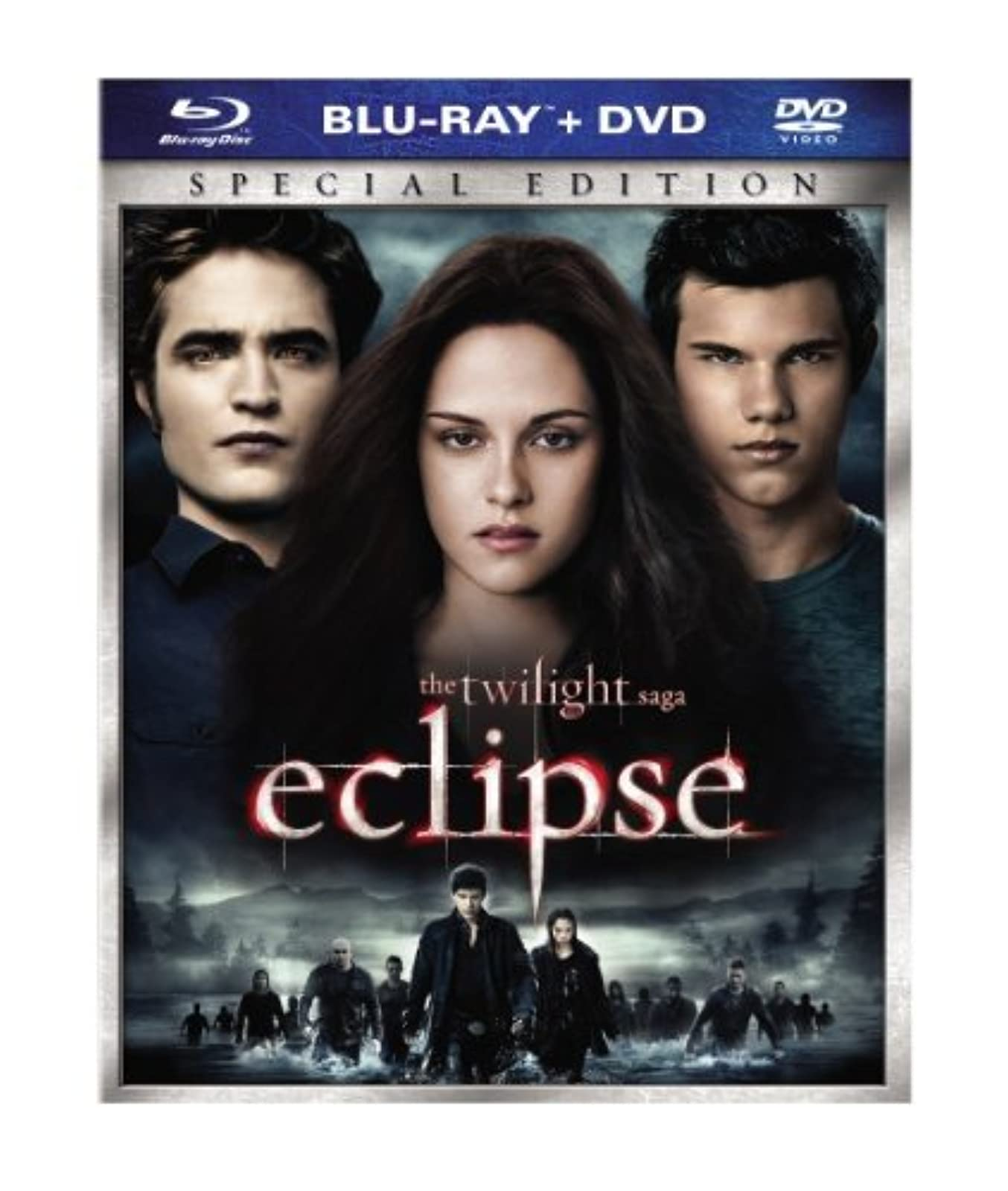 The Twilight Saga: Eclipse Special Blu-Ray/dvd Single-Disc Edition On