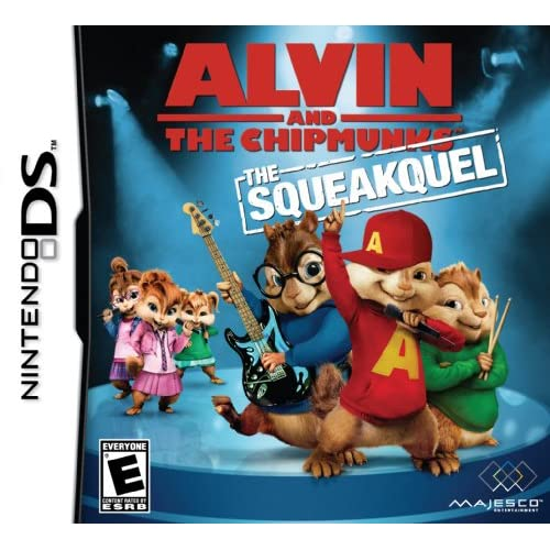 Alvin And The Chipmunks: The Squeaquel For Nintendo DS DSi 3DS 2DS