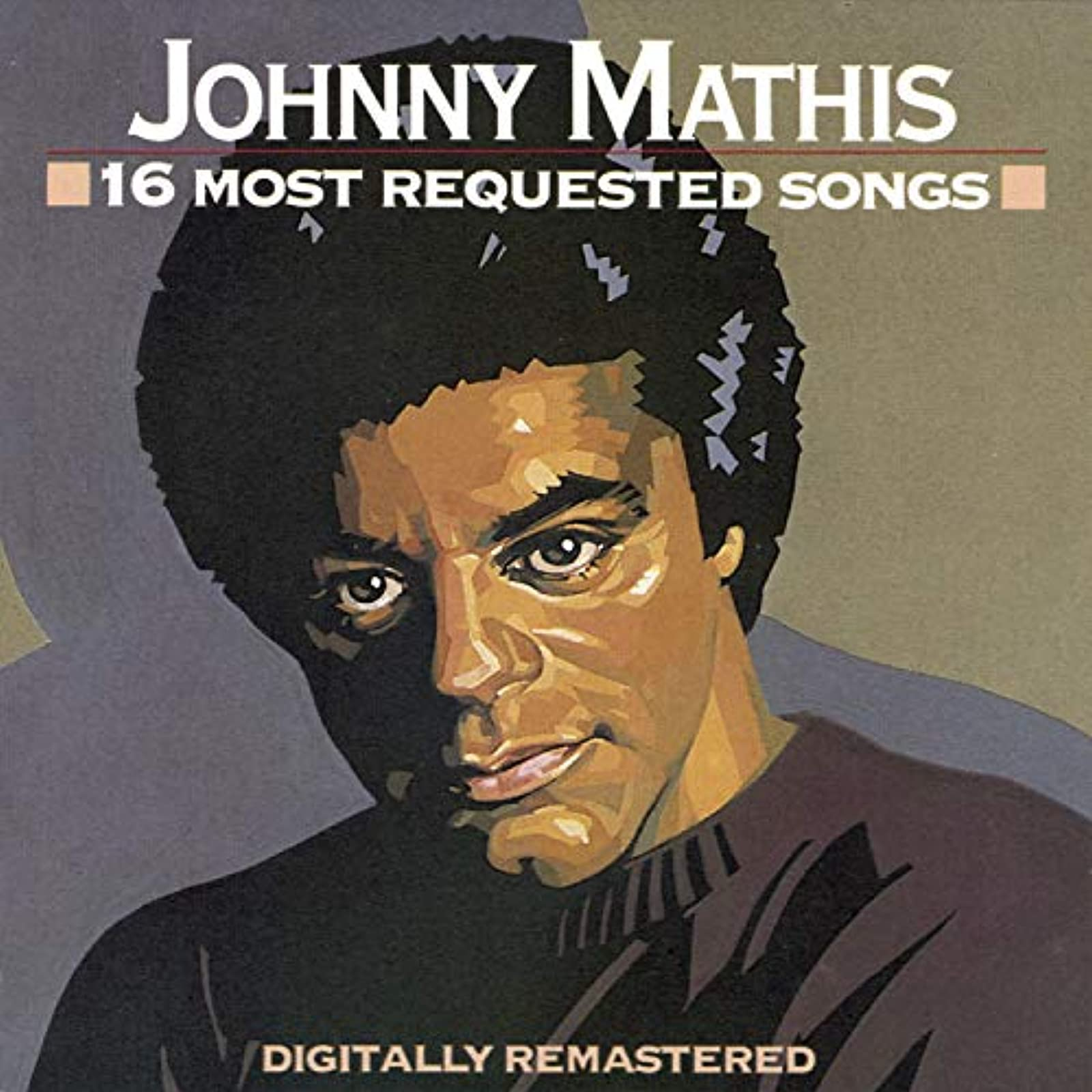 16 Most Requested Songs By Johnny Mathis On Audio CD Album 2005