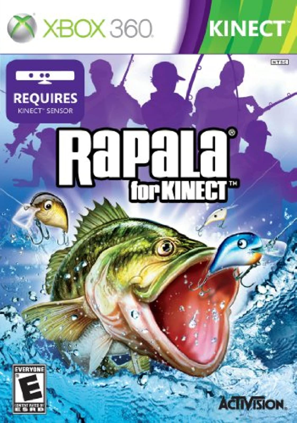 Rapala For Kinect For Xbox 360