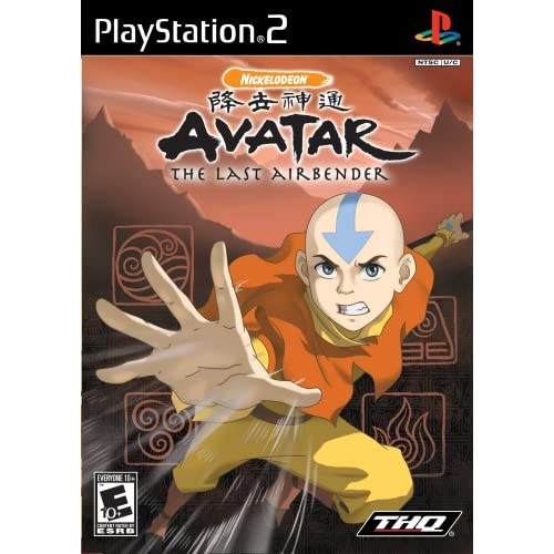 Avatar The Last Airbender For PlayStation 2 PS2
