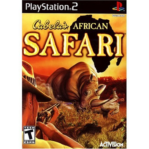 Image 0 of Cabelas African Safari For PlayStation 2 PS2 Shooter