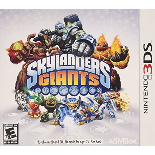 Skylanders Giants Game Only For The Nintendo For 3DS
