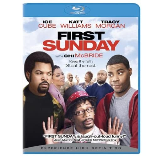 First Sunday Comedy On Blu-Ray