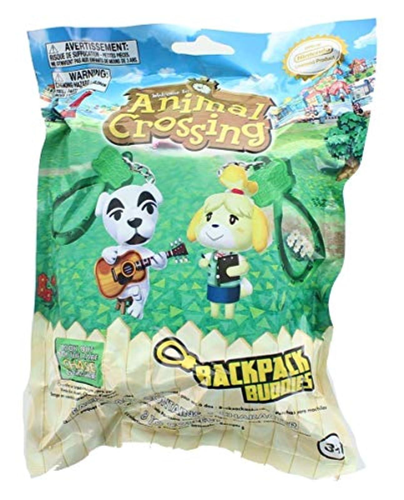 Animal Crossing Backpack Buddies Blind Bag Mini Toy Figure