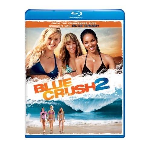 Blue Crush 2 Blu-Ray On Blu-Ray With Sasha Jackson