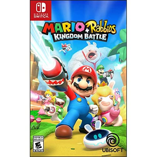 Mario And Rabbids Kingdom For Nintendo Switch Strategy