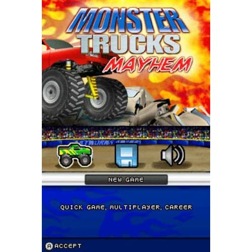 Image 3 of ATV Thunder Ridge Riders / Monster Trucks Mayhem For Nintendo DS DSi