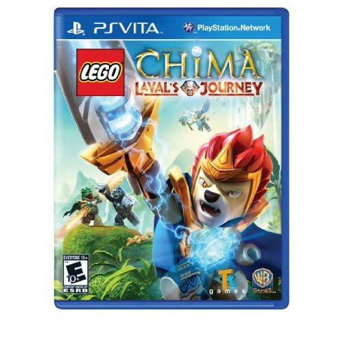 Lego Legends Of Chima: Laval's Journey PlayStation Vita For Ps Vita