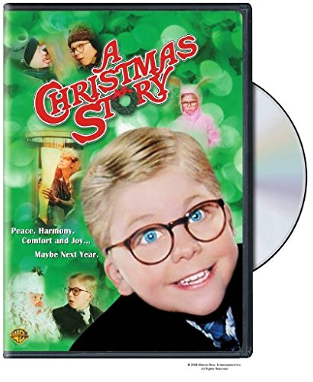 A Christmas Story Full-Screen Edition On DVD With Peter Billingsley