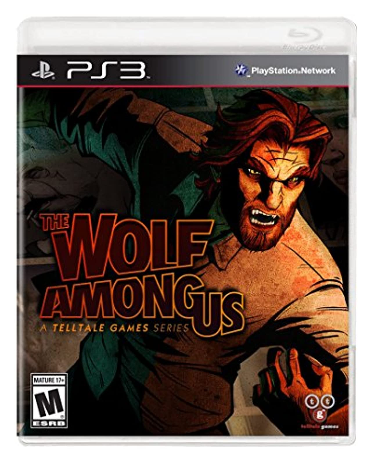 The Wolf Among US For PlayStation 3 PS3
