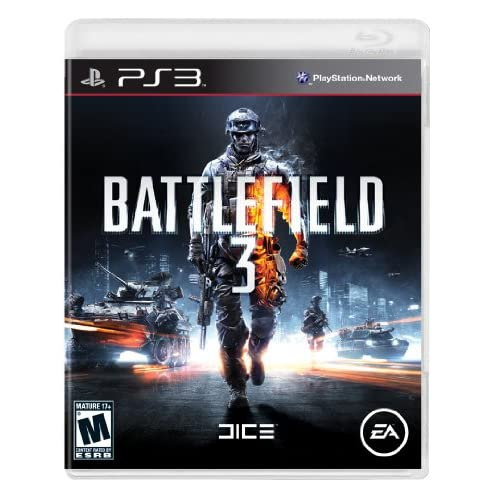 Battlefield 3 Game For PS3