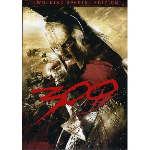 300 On DVD With Gerard Butler