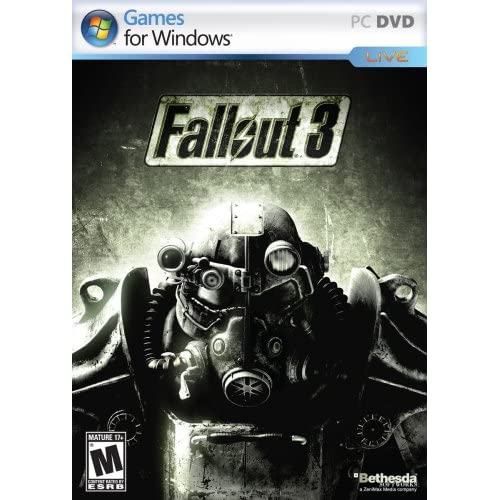 Fallout 3 PC For PlayStation 3 PS3