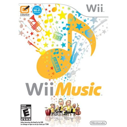 Wii Music For Wii And Wii U