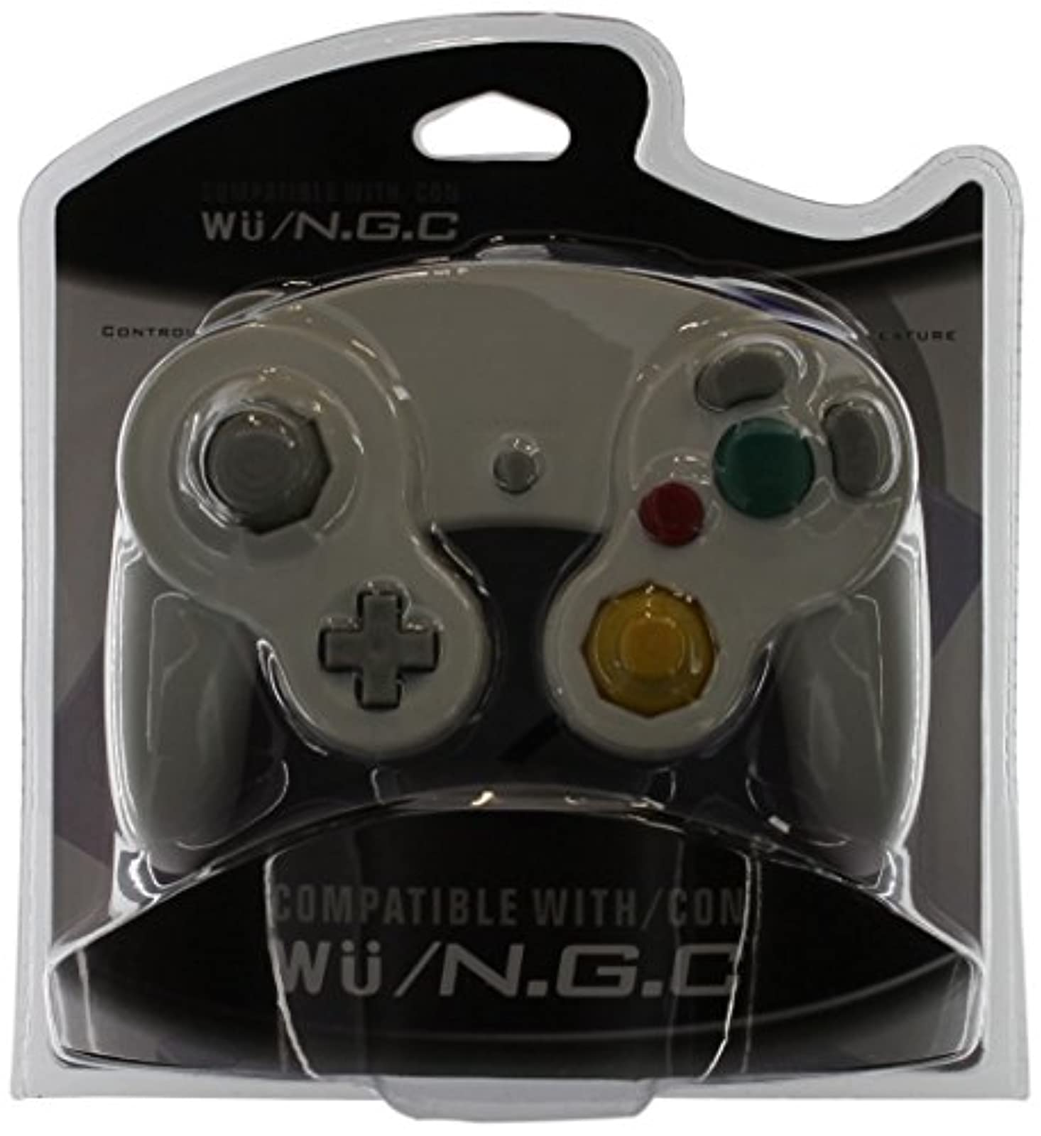 GameCube Wii Compatible Controllers White