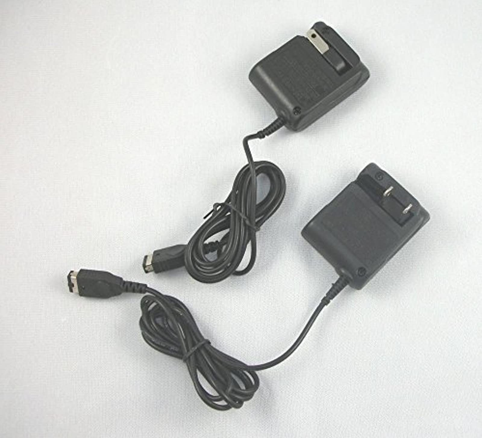 GBA SP AGS-001 AGS-101 AGS-002 Charger AC Cord Plug Lot Of 2