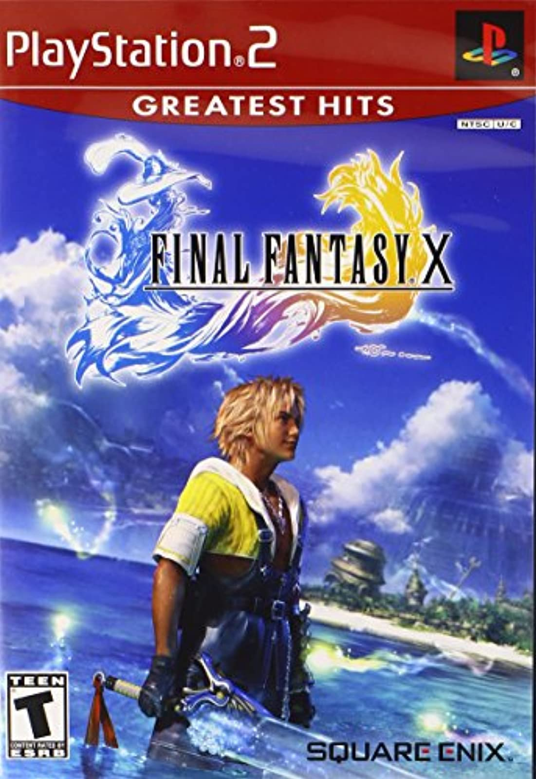 Final Fantasy X For PlayStation 2 PS2