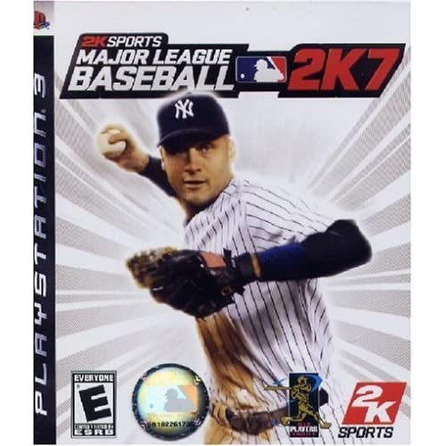 Major League Baseball 2K7 PS3 For PlayStation 3