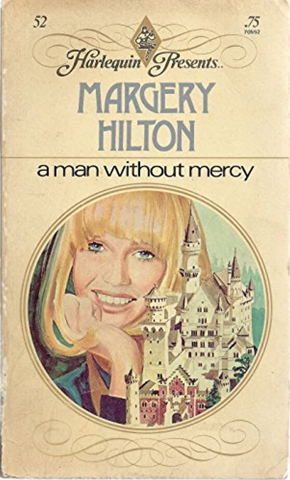 A Man Without Mercy By Margery Hilton Book Paperback
