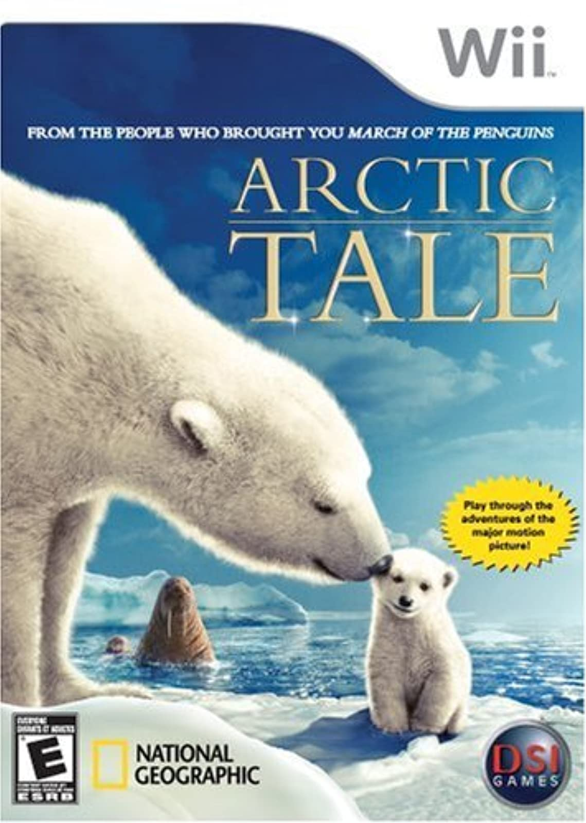 Arctic Tale For Wii And Wii U