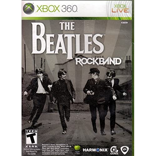 The Beatles: Rock Band Software Only For Xbox 360 Music
