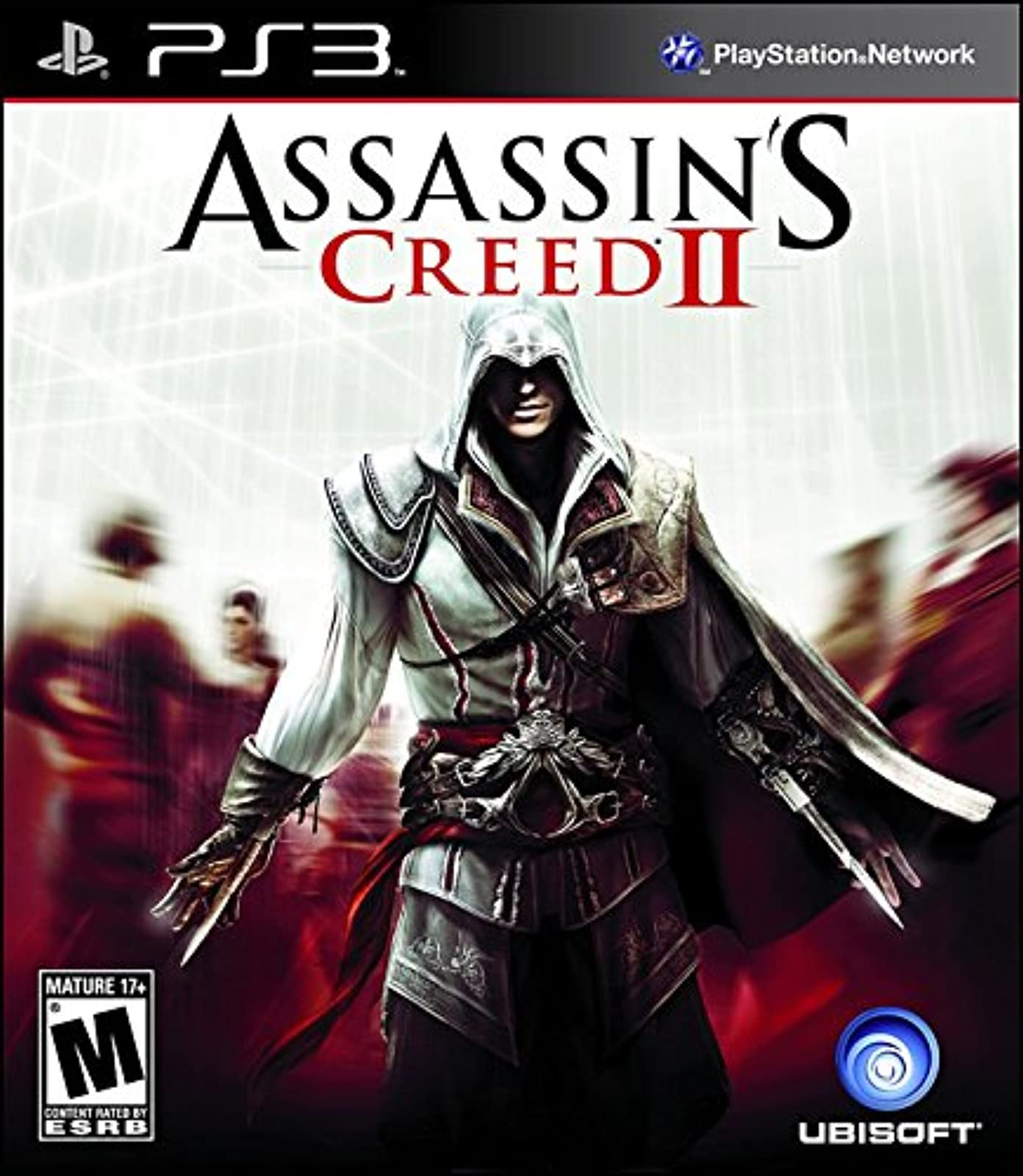 Assassin's Creed II Greatest Hits Edition For PlayStation 3 PS3 Fighting