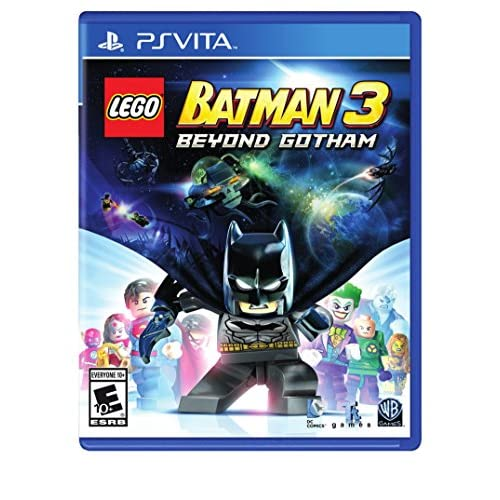 Lego Batman 3: Beyond Gotham PlayStation Vita For Ps Vita