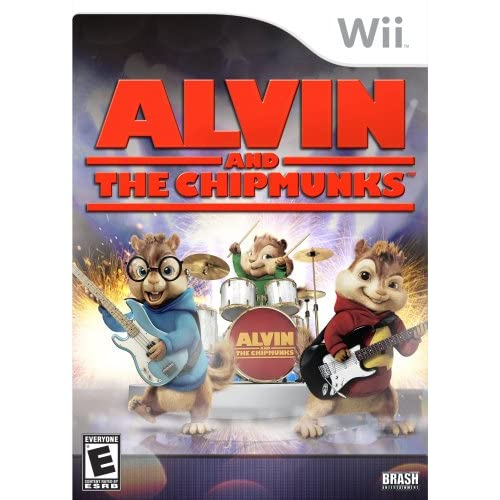 Alvin And The Chipmunks For Wii and Wii U