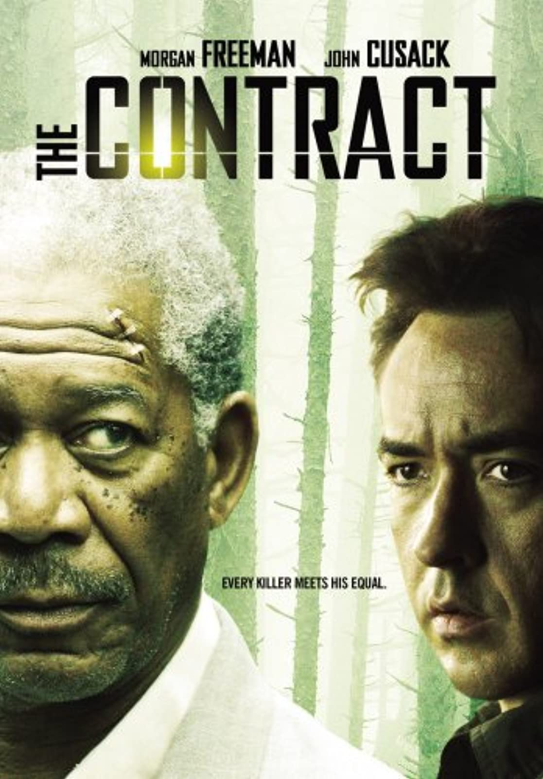The Contract On DVD With Morgan Freeman
