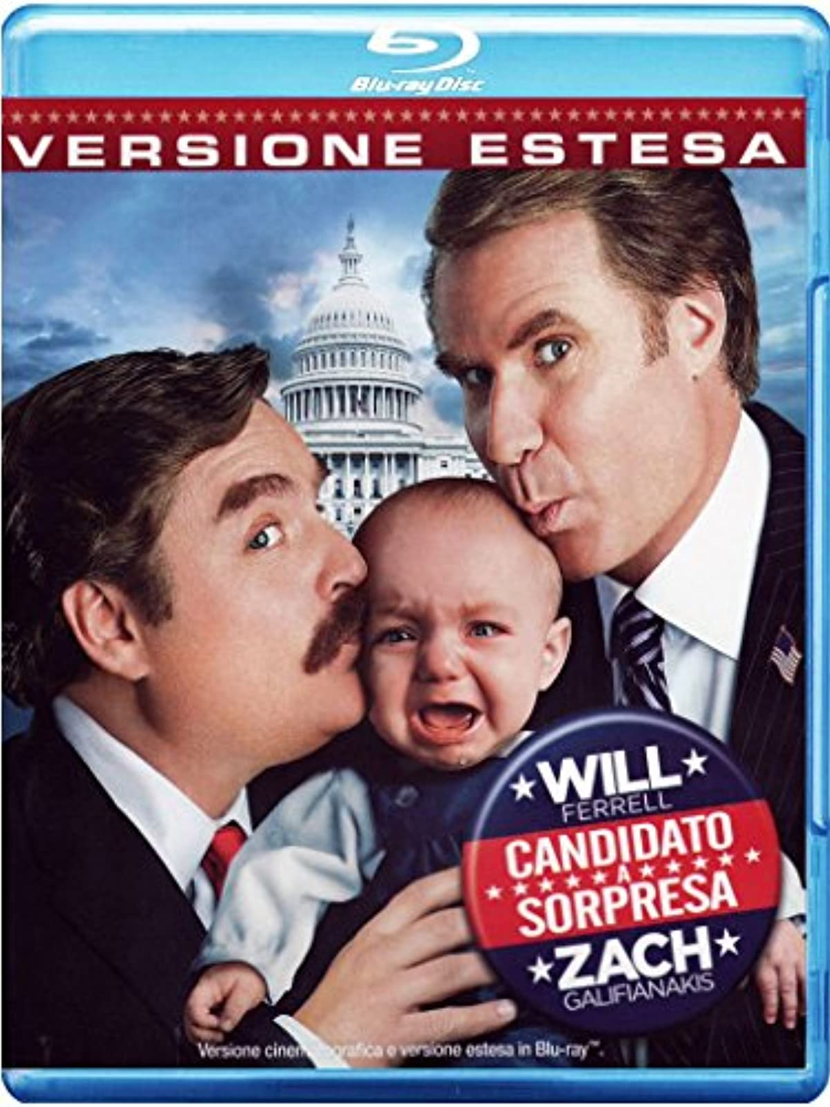 Candidato A Sorpresa Blu-Ray+copia Digitale On Blu-Ray With Dylan Mcdermott