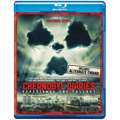 Chernobyl Diaries Blu-Ray On Blu-Ray With Devin Kelley Horror