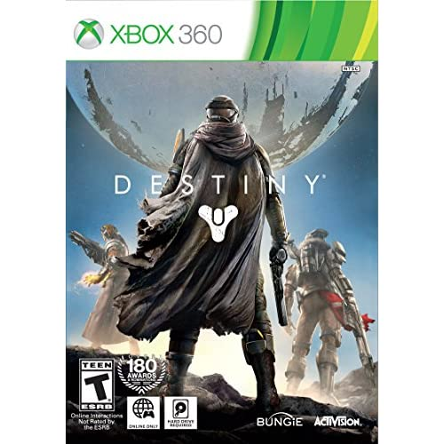 Destiny Standard Edition For Xbox 360 Shooter
