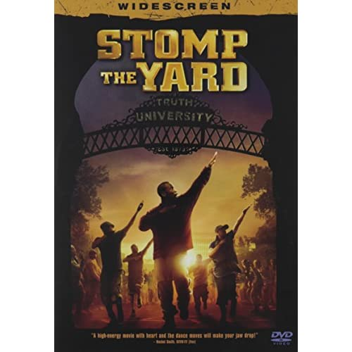 Image 0 of Stomp The Yard Widescreen Edition On DVD With Chris Brown Drama