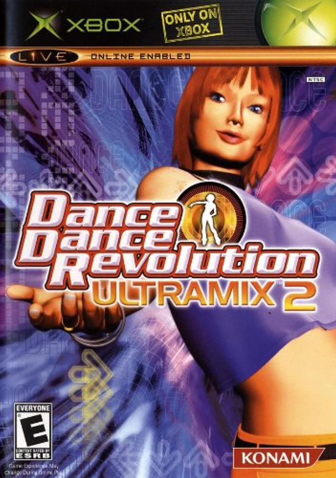 Dance Dance Revolution Ultramix 2 Xbox For Xbox Original Music