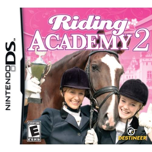 Image 0 of Riding Academy 2 For Nintendo DS DSi 3DS 2DS